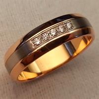 Кольцо обручальное - фото 4600